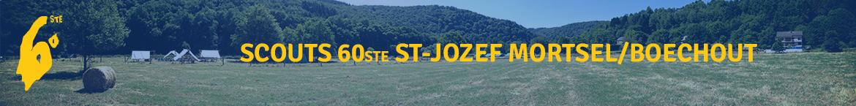 Scouts 60ste Sint-Jozef Mortsel/Boechout
